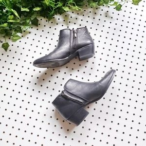 Sam Edelman Fall Black Ankle Booties